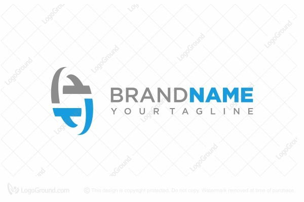 Logo for sale: Letter St Logo