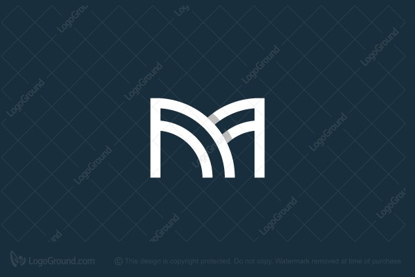 Exclusive Logo 127710 Abstract Letter M Logo