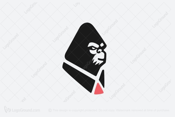 Logo for sale: Business Gorilla Logo