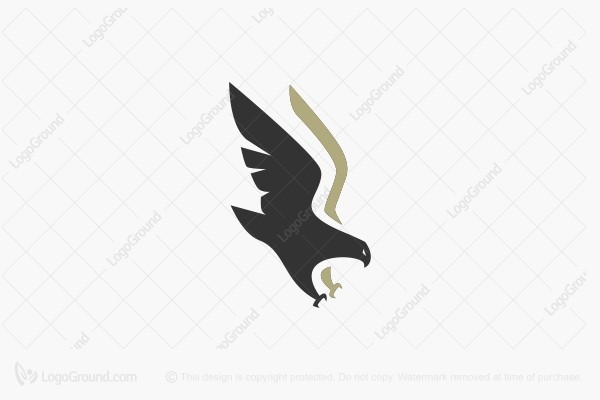 Exclusive Logo 150587, Eagle Logo