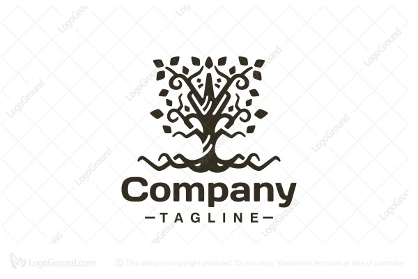 Logo for sale: Financial Tree Logo