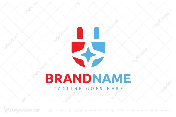 Logo for sale: American Electric Logo