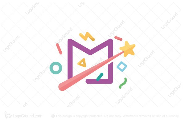 Logo for sale: Magical Logo