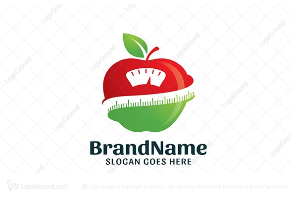 Logo for sale: Diet Logo