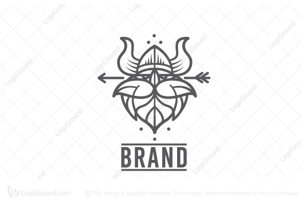 Logo for sale: Viking Logo