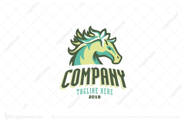 Logo for sale: Horse Power Logo