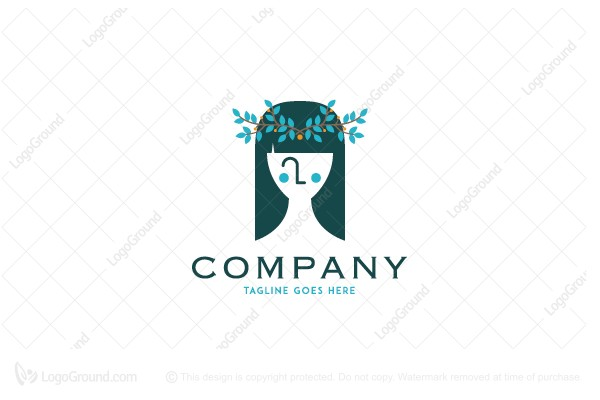 Logo for sale: Nature Princess Logo