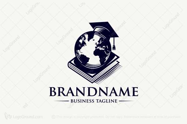 Logo for sale: Global Education Logo