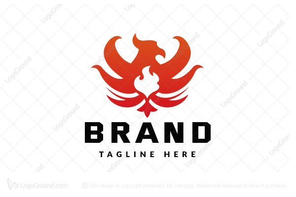 Logo for sale: Phoenix Logo