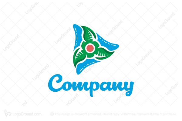 Logo for sale: Play Ecology Logo