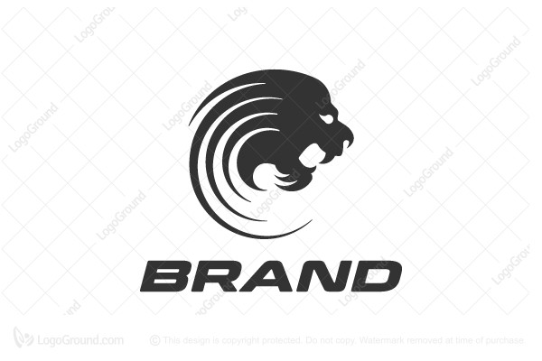 Logo for sale: Swift Lion Logo