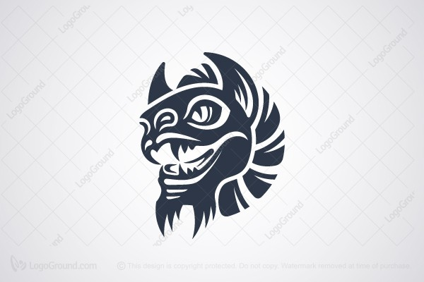Logo for sale: The Dragon Logo