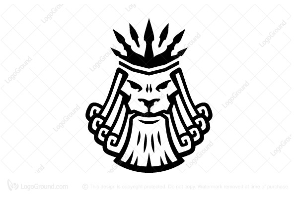 Logo for sale: The Lion King Logo