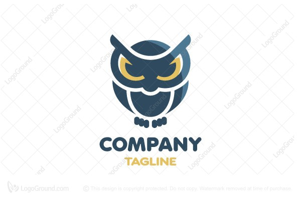 Logo for sale: Night Owl Logo