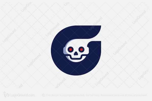 Exclusive Logo 144292, Droid Ghost Logo