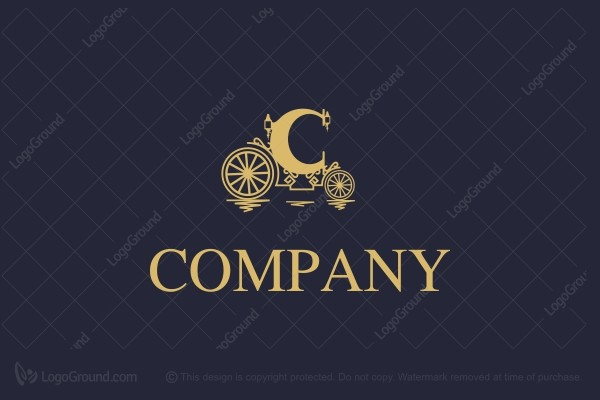 Logo for sale: Royal C Chariot Logo