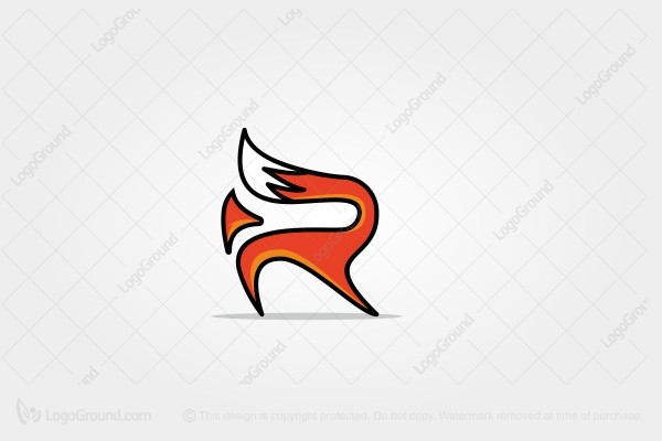 Logo for sale: R Fox Logo