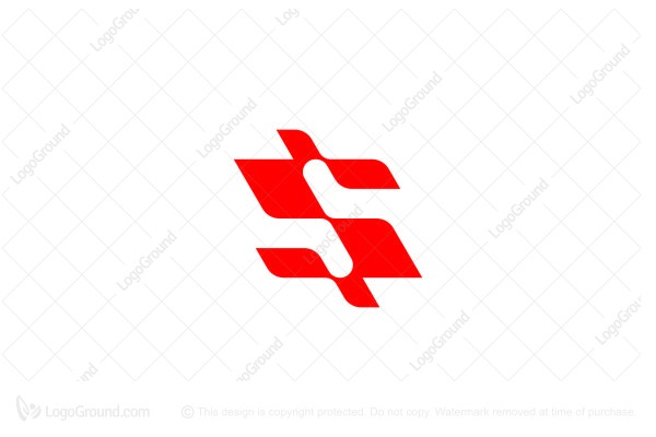 Logo for sale: Red S Logo