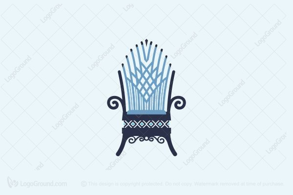 Logo for sale: Kings Throne Logo