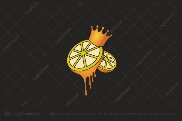 Logo for sale: King Juice Logo