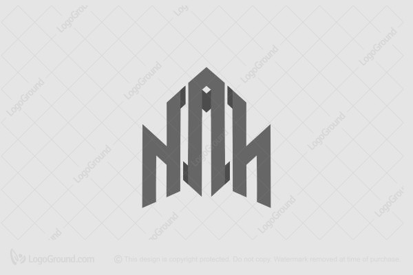Nan Real Estate Monogram Logo