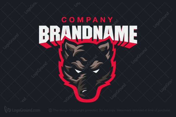 Logo for sale: Wolf Team Logo