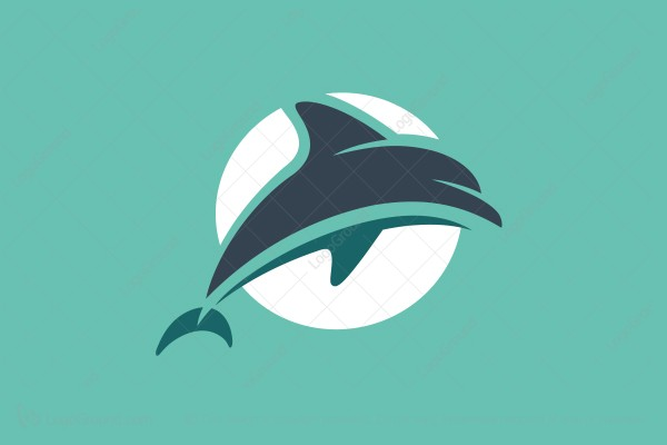 Logo for sale: Dolphin Logo