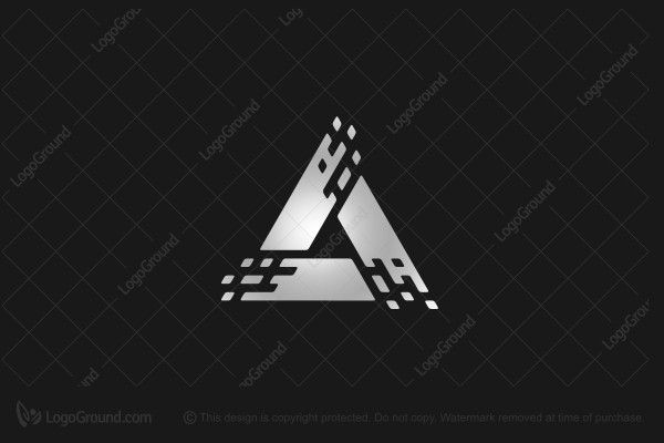 Logo for sale: Tech Alpha Logo