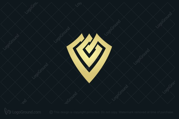 Logo for sale: Nordic Shield Logo