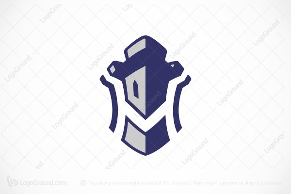 Logo for sale: Medieval Tower Logo