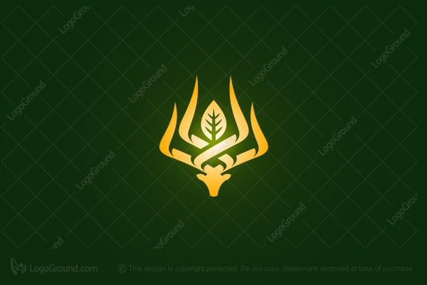 Logo for sale: Spirit Of The Forest Logo