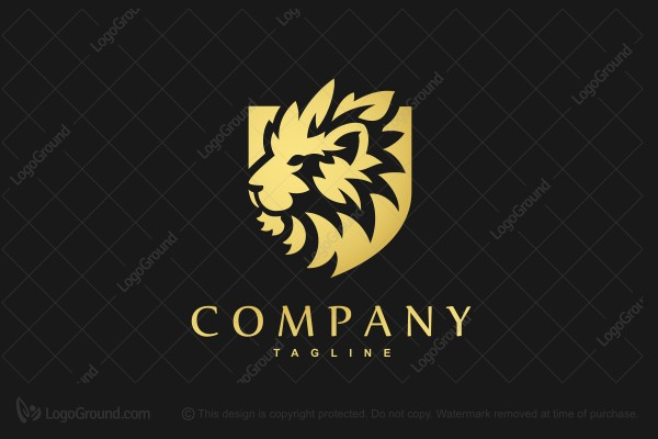 Logo for sale: Wildmane Lion Guard Logo