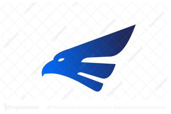 Logo for sale: Swift Eagle E Logo