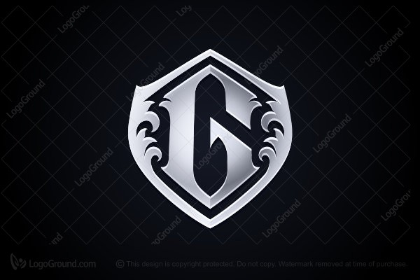 Logo for sale: Gothic G Logo