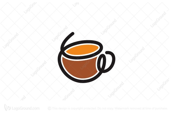Logo for sale: Coffee Shop Logo