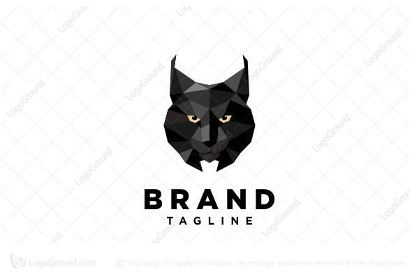 black lynx logo exclusive logo 121228 black lynx logo