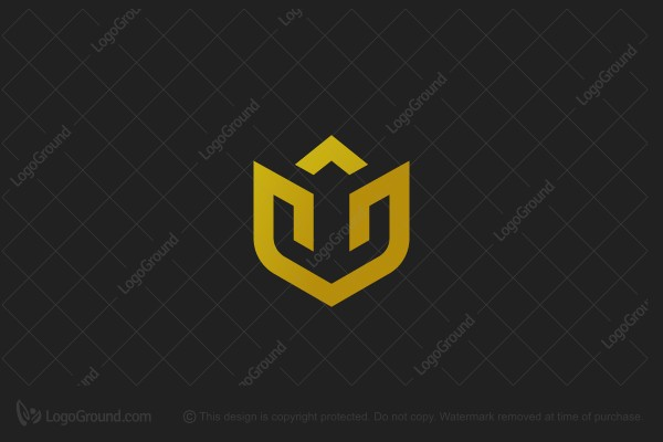 Logo for sale: Golden Flower Logo