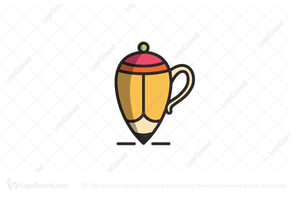 Logo for sale: Creatives Cafe Logo