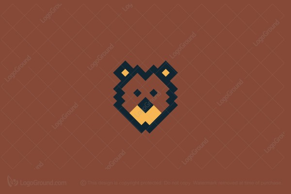 Logo for sale: Bear Logo