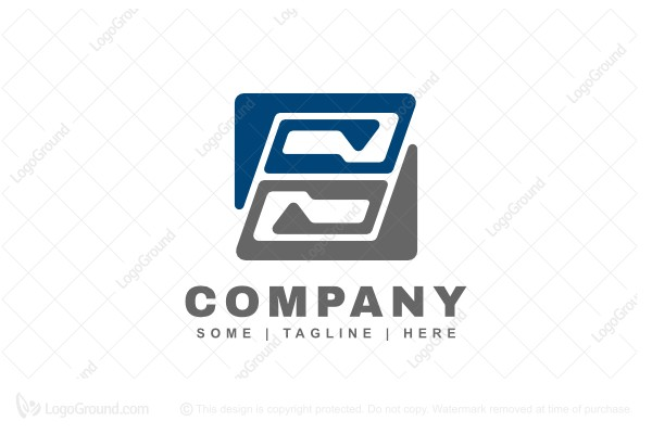 Logo for sale: Letter S Logo