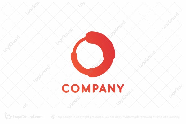 Logo for sale: Letter O Logo