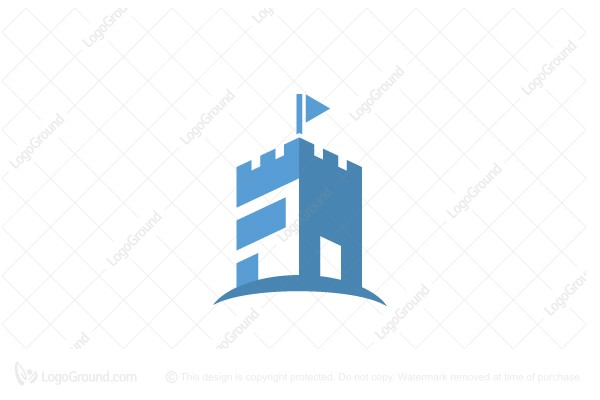 Logo for sale: Fort F Logo