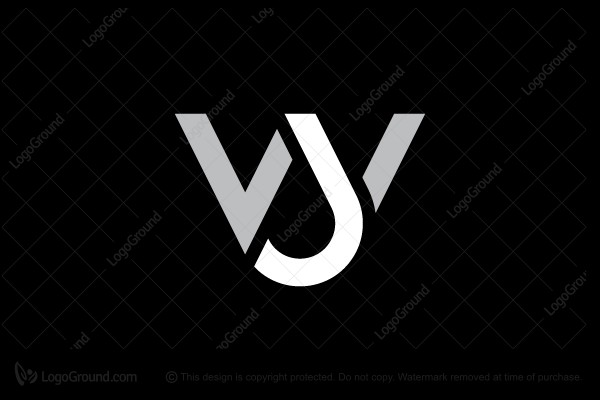 Logo for sale: JW WJ Logo