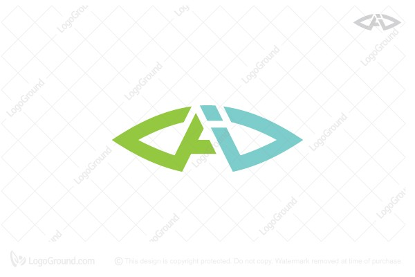 Logo for sale: AI Vision Logo