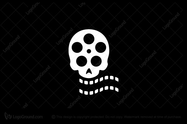 Logo for sale: Horror Movies Logo