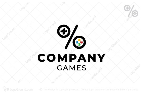 Logo for sale: Cheap Games Logo