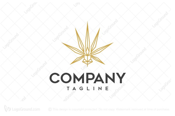 Logo for sale: Mule Cannabis Logo