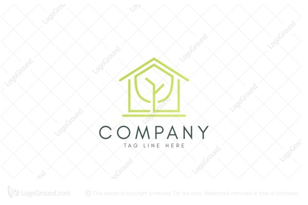 Logo for sale: Tree House Logo