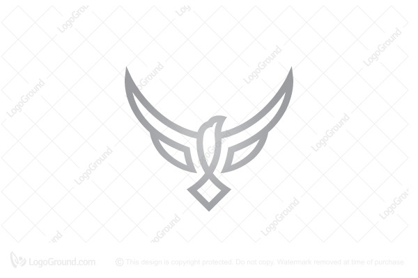 Logo for sale: Bull Eagle Logo