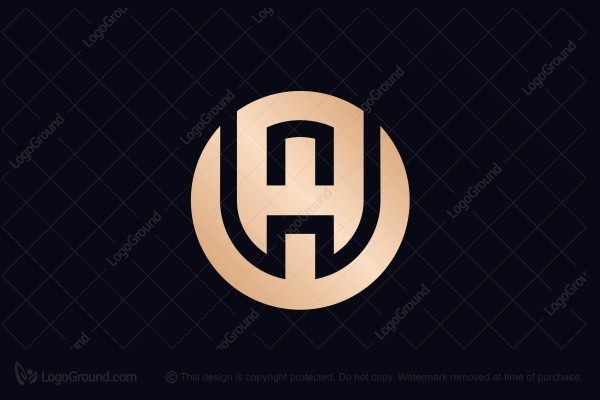 Logo for sale: AW monogram logo design